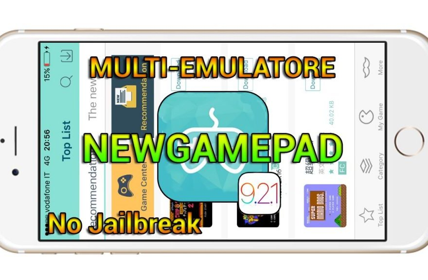 Download-NewGamePad-Emulator-for-iOS